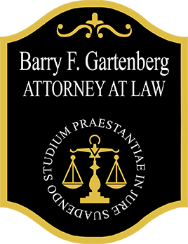 Barry F. Gartenberg | Attorney At Law